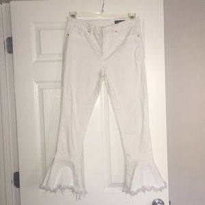 Blanknyc White Jeans